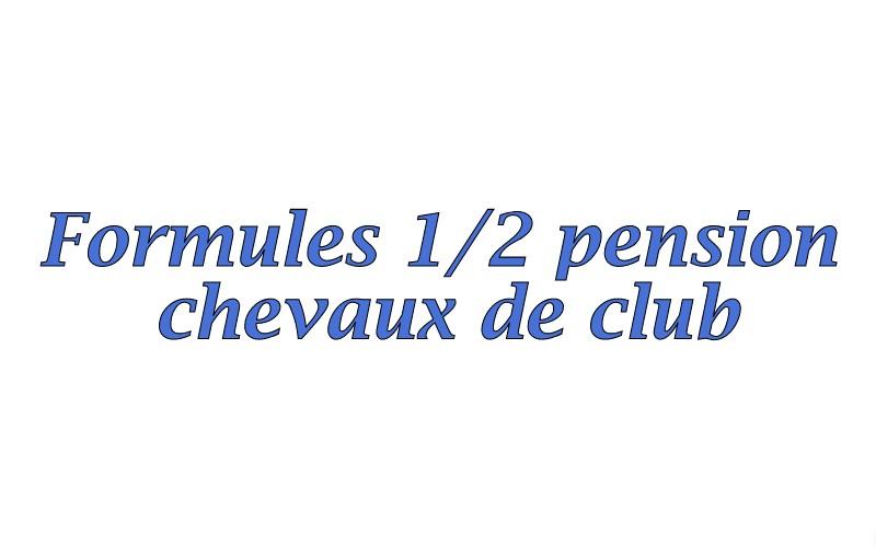 Formules 1/2 pension